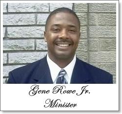 Gene Rowe Jr.