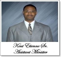 Kent Etienne Sr.